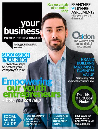 E-Magazines - Bizmag co za