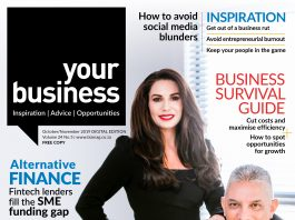 Free digital business magazine your business magazine