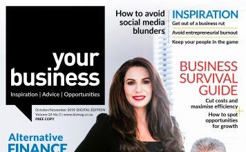 Free digital business magazine your business magazine