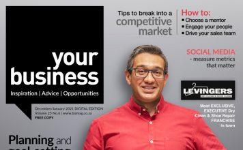 Your Business Magazine DecJan issue