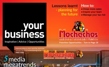 Latest issue Your Business