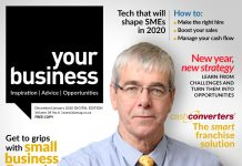 Your Business Magazine December 2019 January 2020 issue