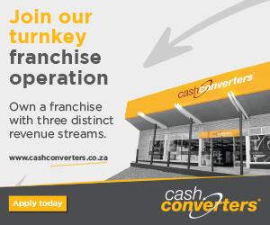 Cash Converters franchise opportunity