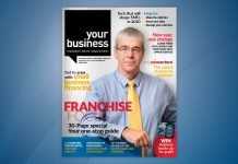 Your Business Magazine December January issue