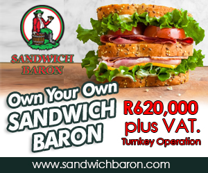Sandwich Baron Franchise opportunity