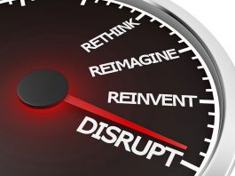 disrupt an industry