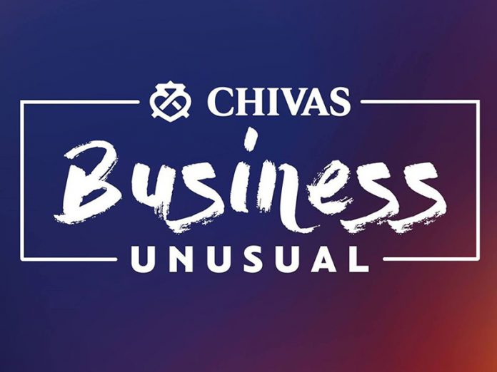 Business Unusual Chivas Regal