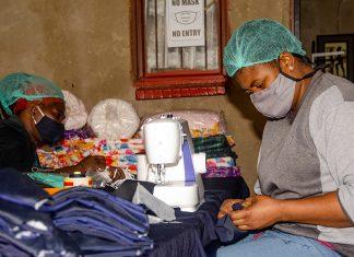 Hluvuko Designs Alexandra women sewing