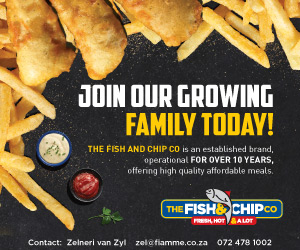 The Fish & Chip Co franchise
