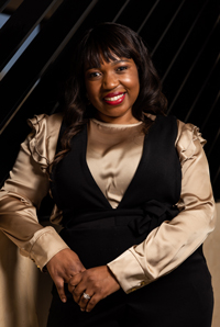 Akhona Qengqe, of KFC & immediate past chairperson for the Franchise Association of South Africa.