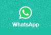 whatsapp data changes
