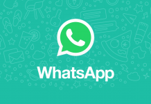 whatsapp data changes