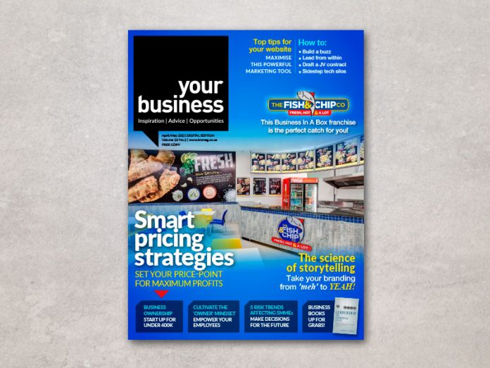 Your Business AprilMay 2021 issue