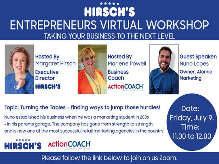 Hirsch's Virtual workshop