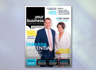 August/September issue Your Business Magazine