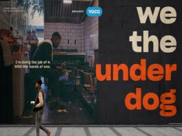 We the underdog