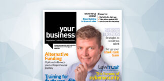 Your Business Magazine October/November 2021 issue